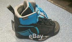 Liquid force INDEX open toe wakeboard bindings wakeboard boots 11.5-14.5 NEW