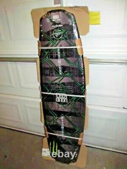 Monster Energy Harley Clifford OneThirtyNine (139) Liquid Force Wakeboard NEW
