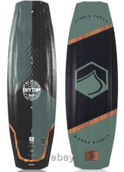 NEW Liquid Force 2019 Rhythm 140 Wakeboard NEW IN ORIGINAL PACKAGING