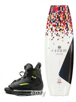 O'Brien Sprite Unit Kids Boat Wakeboard Package 119 or 124 UK 2.5-5.5. 76211