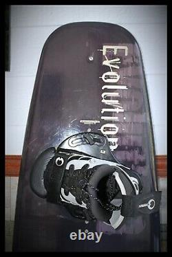 Wakeboard 143 Cm Evolution with O'Brien Device Bindings