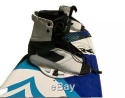 Wakeboard Liquid Force 132 Inches With Bindings Size 7.5 11 Mens 9.5-13 Womens