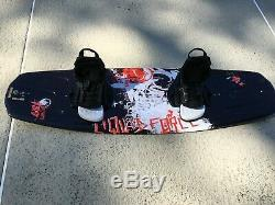Wakeboard Liquid Force With Boots